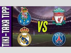 BL nyolcaddöntők Porto vs Liverpool és Real Madrid vs