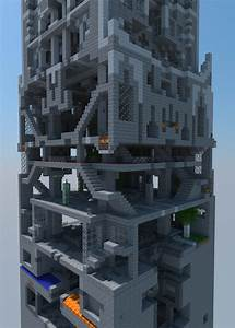 spends five years building a minecraft castle