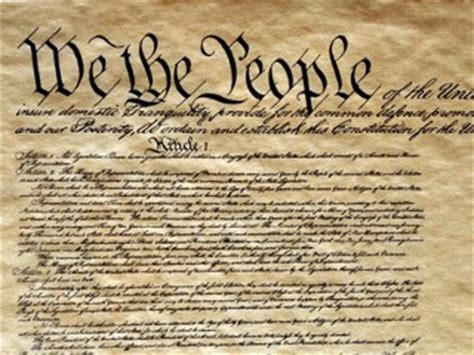 Us Constitution Videos At Abc News Video Archive At