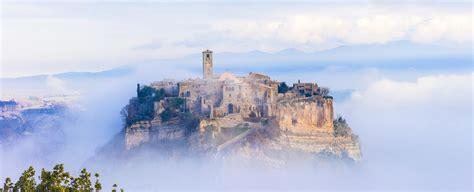 Medieval Civita Di Bagnoregio Italia Immagine Stock