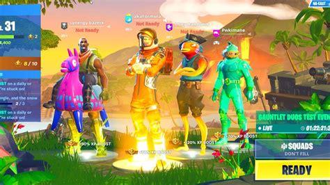 created  ugliest squad   fortnite worst