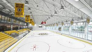 First Look at Bruins' New Practice Facility: Warrior Ice ...