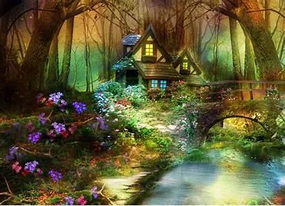 Fairy Desktop Spring Fairyland Forwallpapercom Wallpapersafari