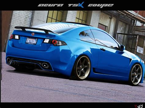Acura Tsx Coupe by Acura Tsx Coupe By Ray85 On Deviantart