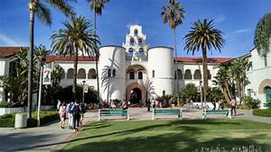 Man Arrested, Accused of Groping Women at SDSU - Times of ...