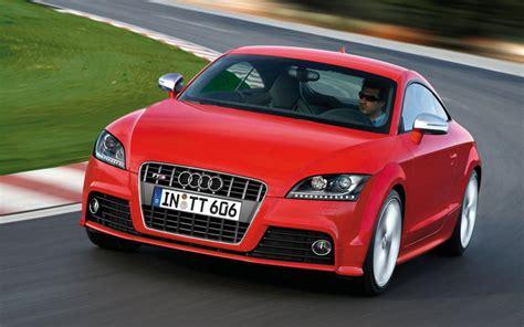 Audi Tts First Drive Motor Trend