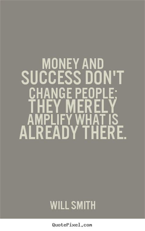 design custom picture quotes  success money
