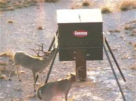 timed protein feeders 20 best images about sweeney feeders on deer