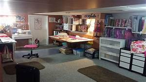 Sewing room design ideas small space - YouTube