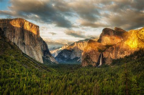 Yosemite National Park National Park In California