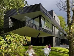 Villa S in Bergen e architect