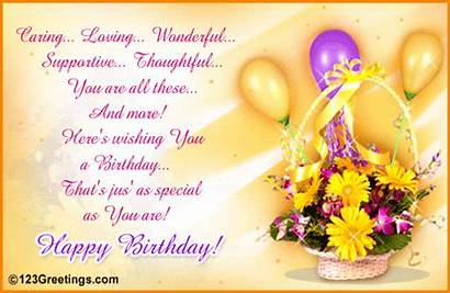 Birthday Happy Greetings Quotes Wishes Mom Message