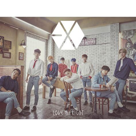 exo universe photoshoot download single exo love me right romantic universe