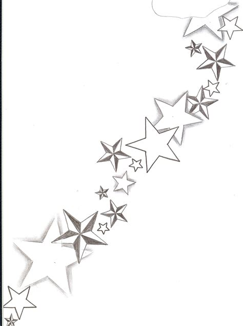 stars drawings clipartsco