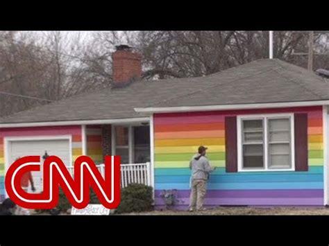 rainbow house  revenge  neighbors youtube
