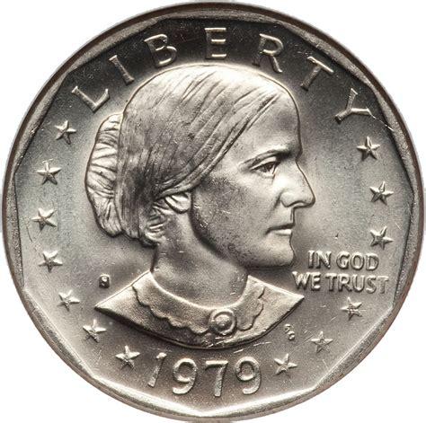 susan b anthony coin 1979 s 1 ms susan b anthony dollars ngc