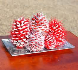 pine cone christmas tree decorations stay at home life