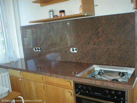 Kuchenarbeitsplatte Hohe by Detailansicht K 252 Chenarbeitsplatte R 252 Ckwand Bild 2 Ansicht