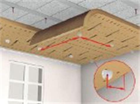 isolation des plafonds sous plancher hourdis b 233 ton knauf insulation
