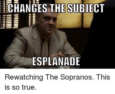 The Sopranos Meme - search sopranos memes on me me