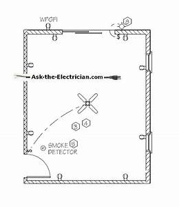 Electrical Wiring Diagrams For Bedroom