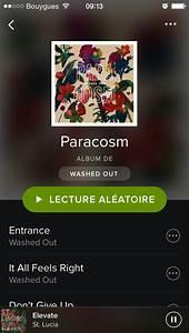 Lecture Aléatoire Spotify : spotify change d 39 interface et permet enfin de g rer sa collection musicale ~ Maxctalentgroup.com Avis de Voitures