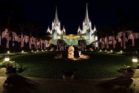 lds temple at christmas favorite cities pinterest