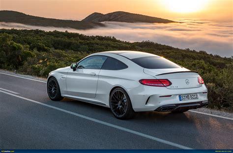 Ausmotive.com » 2016 Mercedes-amg C63 Coupé Revealed