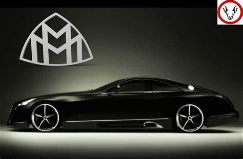 maybach logo  model cgtrader