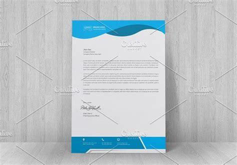 Letterhead by Cristal Pioneer on creativemarket