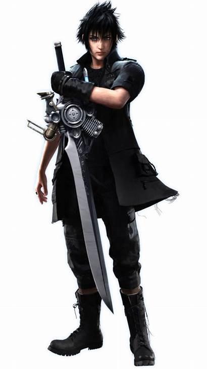 Fantasy Final Xv Noctis Transparent Caelum Lucis