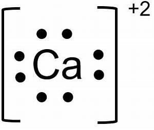 Lewis Dot Diagram For Calcium Atom : what is the lewis structure for ca 2 ~ A.2002-acura-tl-radio.info Haus und Dekorationen
