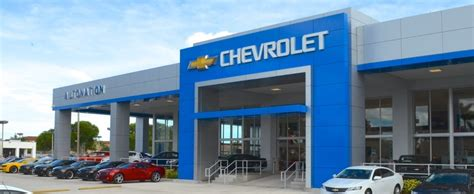 Autonation Chevrolet Pembroke Pines In Pembroke Pines, Fl