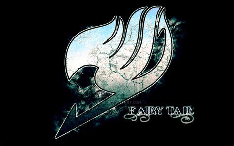 fairy tail logo desktop wallpaper  wallpapersafari