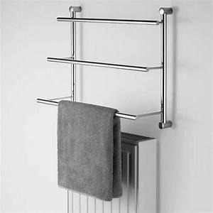 Handtuchhalter Fürs Bad : badezimmer handtuchhalter design ~ Michelbontemps.com Haus und Dekorationen