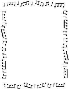 symbols borders clipart clipart kid piano