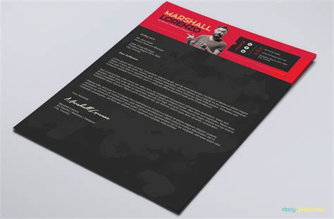 creative illustrator resume template  designers