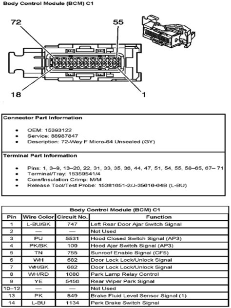Ecm Wiring Diagram For 2008 Chevy Colorado by Convert Front Side Marker To Work As A Turn Signal And