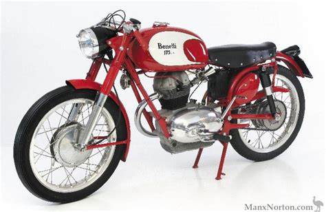 Benelli 175s 1960