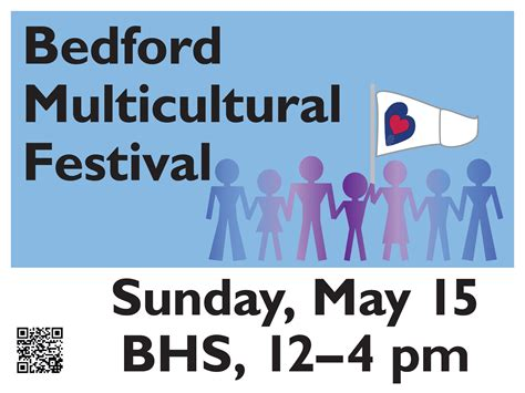 Bedford's Second Multicultural Festival On Sunday