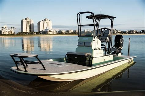 Flats Boats Brands by 2018 New Scb Recon Flats Fishing Boat For Sale Corpus