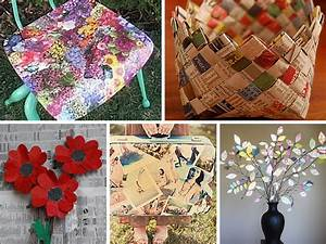 11 DIY Ways To Creatively Reuse Your Old Magazines: Part 1