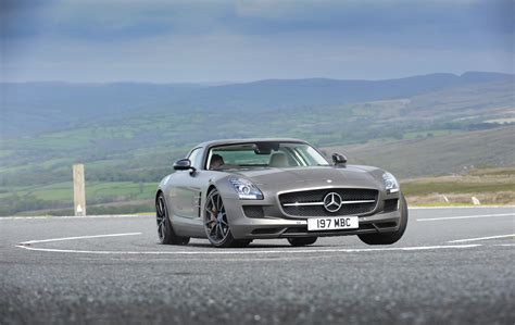 Top 10 Supercars (the Sunday Times Driving Top 100 Cars 2013