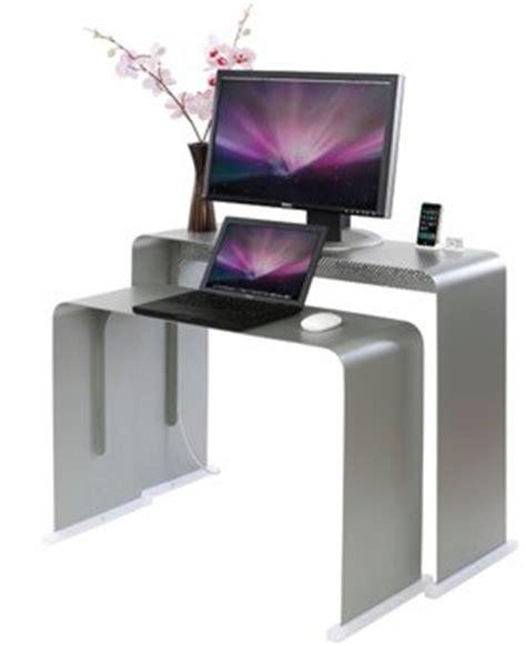 bureau pour imac console bureau imac