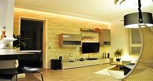 Beleuchtung Für Küchenoberschränke : indirekte beleuchtung lichtvouten gipskarton formteile ~ Michelbontemps.com Haus und Dekorationen