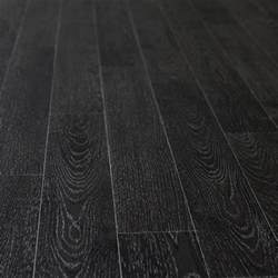 black wood planks non slip vinyl flooring kitchen - Non Slip Bathroom Flooring Ideas