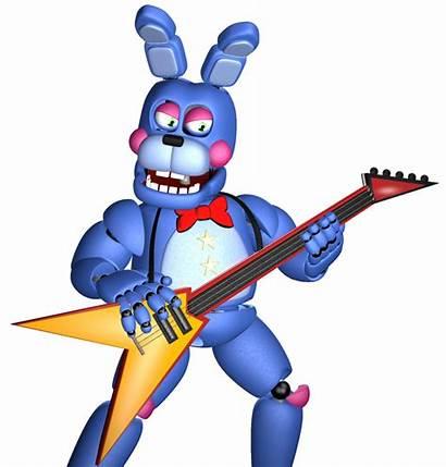 Rockstar Freddy Guitar Clipart Render Sfm Nights