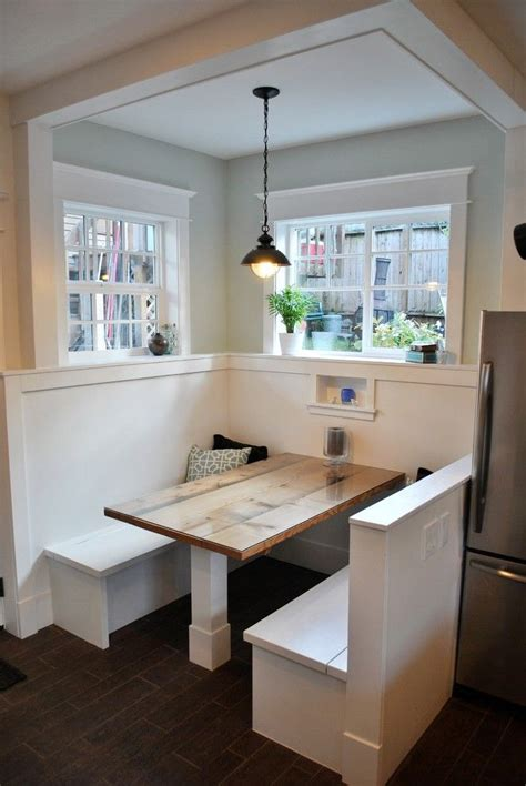 ideas  kitchen nook table  pinterest