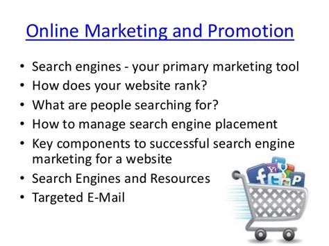 search engine placement marketing how to start e commerce business