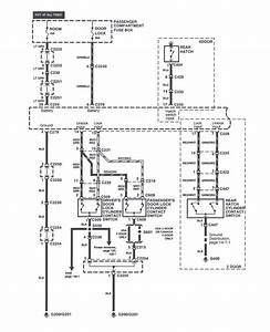 Central Lock Wiring Diagram